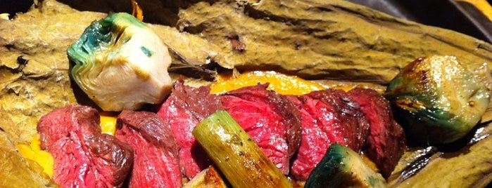 La cuina de l'Uribou is one of Restaurantes Japoneses Barcelona.