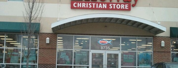 LifeWay Christian Store is one of shopping days.