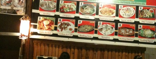 Atong Kamalig  Bar And Resto is one of Favorite Nightlife Spots.