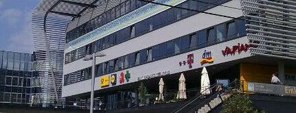 S Hackerbrücke is one of München S-Bahnlinie 4.