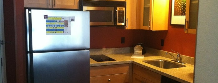 Residence Inn Austin Downtown/Convention Center is one of #MayorTunde's Past and Present Mayorships.