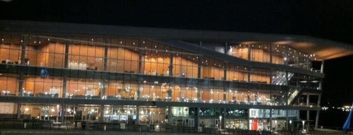 Vancouver Convention Centre West is one of The essential Grey Cup experience.