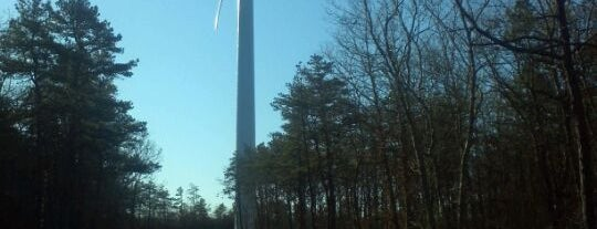 Wind Turbine is one of Landmarks.