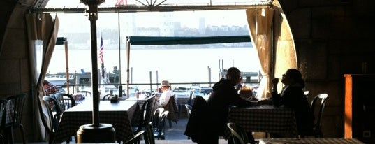 Boat Basin Café is one of Drink Outside NYC.