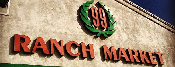99 Ranch Market ( 大華超級市場 ) is one of Westwood UCLA.