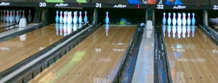 "AMF 34th Avenue Lanes is one of ""Be Robin Hood #121212 Concert"" @ New York!."