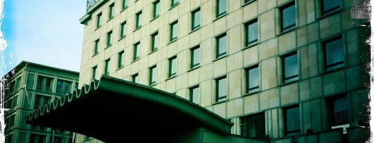 Mercure Warszawa Grand is one of Unwanted. The Best Of Soc-Realist Architecture.