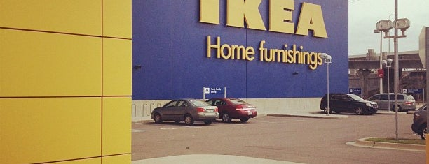 IKEA is one of Princess' Tampa Hot Spots!.