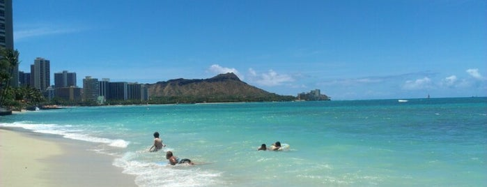 Kuhio Beach Park is one of Favorites, Waikiki.