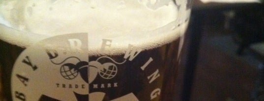 Bay Brewing Yokohama is one of 美味しいもの.