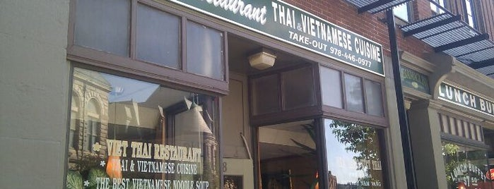 Thai Restaurant Methuen Ma