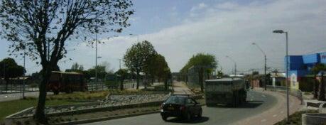 Parque Alfredo Salgado Lagunillas is one of #Coronel.