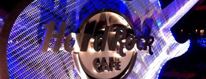 Hard Rock Cafe Glyfada is one of HARD ROCK CAFE'S.