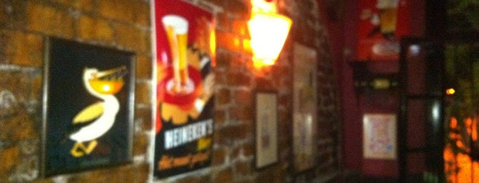 Shamrock Irish Pub is one of Porto Alegre eat and drink.