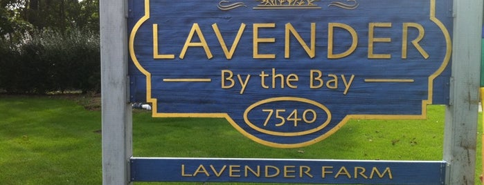 Lavender By the Bay - New York's Premier Lavender Farm is one of Guide to East Marion's best spots.