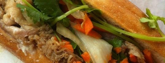 Saigon Sandwich is one of SF.