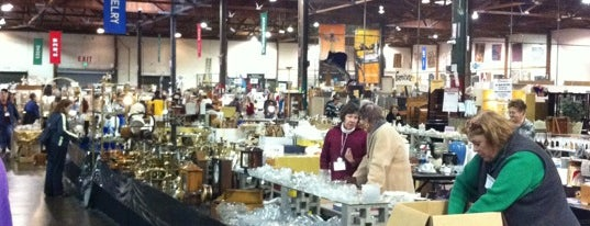 White Elephant Sale Warehouse is one of Bay Area Awesomeness.