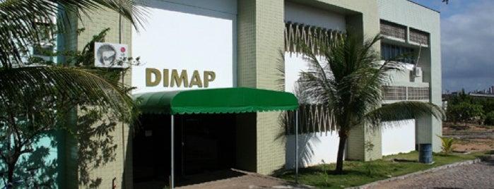 DIMAp - Departamento de Informática e Matemática Aplicada is one of UFRN.