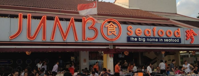 Jumbo Seafood Restaurant is one of Must-see seafood places in USA. & Asia.