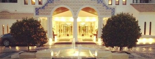 Sheraton Algarve Hotel, Albufeira is one of Hotels in Portugal.