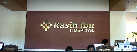 Kasih Ibu Hospital is one of Kasih Ibu Hospital BALI.