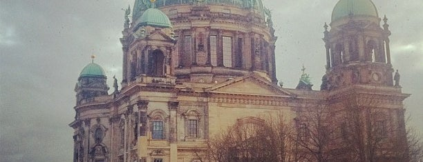 Berlin Cathedral is one of Berlin to do.