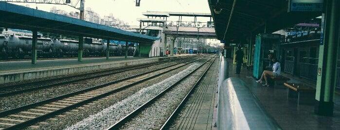 광운대역 (Kwangwoon Univ. Stn.) is one of Subway Stations in Seoul(line1~4 & DX).