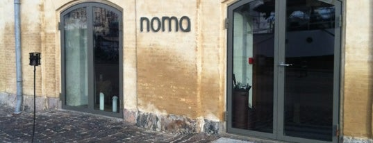 Noma is one of Copenhagen #4sqCities.