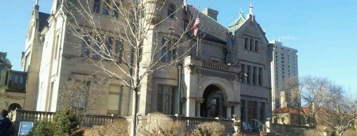 American Swedish Institute is one of Best Spots in Minneapolis, MN!.