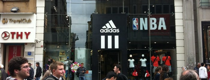 adidas is one of Shopping.