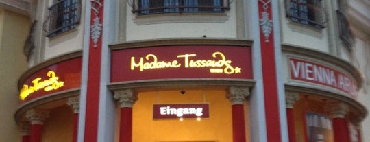 Madame Tussauds is one of Exploring Vienna (Wien).