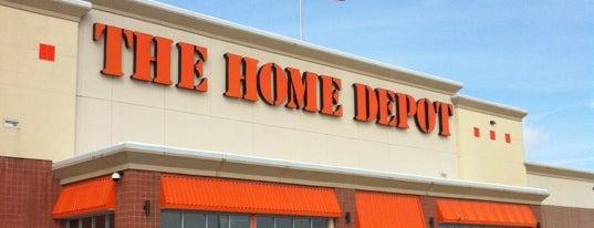 The Home Depot is one of Fixer Upper Badge - Cincinnati Venues.