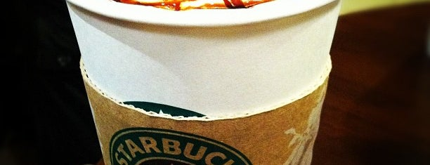Starbucks is one of All My Fav' Cafés<3.