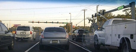 Light At 301 S & Gibsonton/Boyette is one of daily.