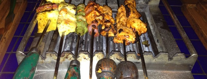 Barbeque Nation is one of Top 10 favorites places in Pune, India.