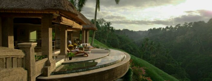 Viceroy Bali is one of Dream Destinations.
