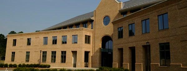 W&M School of Education is one of Academic Buildings.
