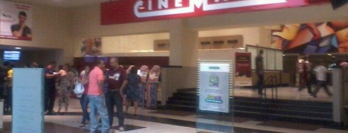 Cinemark is one of Guide to Belo Horizonte's best spots.