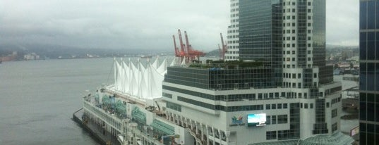 Fairmont Pacific Rim is one of Hotels With High-Tech Amenities.