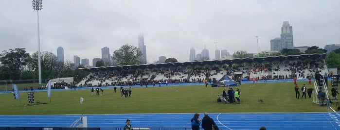 Lakeside Stadium is one of Soccer.