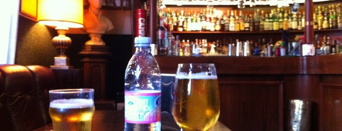 Harp Pub Guinness is one of Best Happy Hours in Milan!.