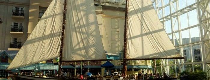 Gaylord Palms Resort & Convention Center is one of Orlando Wedding - herorlandoweddingplanner.com.