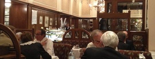 Café Mozart is one of Breakfast / Brunch.