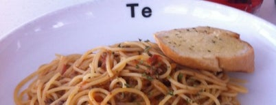 Te Quick Pasta & Herb Tea is one of Hk fav restaurant list.