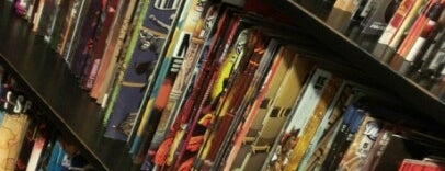 Forbidden Planet is one of nerd alert: best indie comic book stores in nyc.
