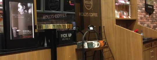 Hollys Coffee is one of Los Angeles.
