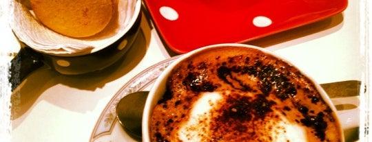 Café des Fleurs is one of Café com algo.