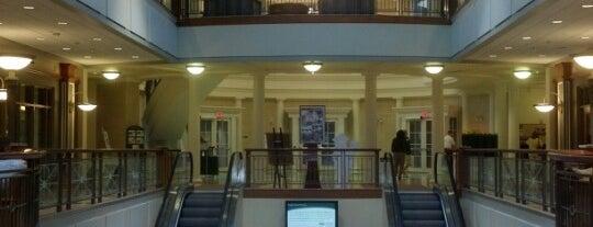 John Calhoun Baker University Center is one of Alternatives to The Usual.
