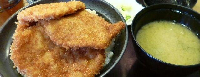 新潟カツ丼 タレカツ 神保町本店 is one of TO-DO 食事.