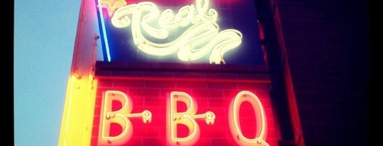"Joe's Real BBQ is one of Featured on PBS' ""Check, Please! Arizona""."